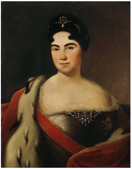 Екатерина I.